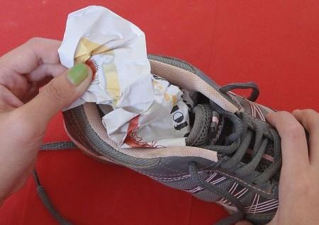 توسيع الأحذية