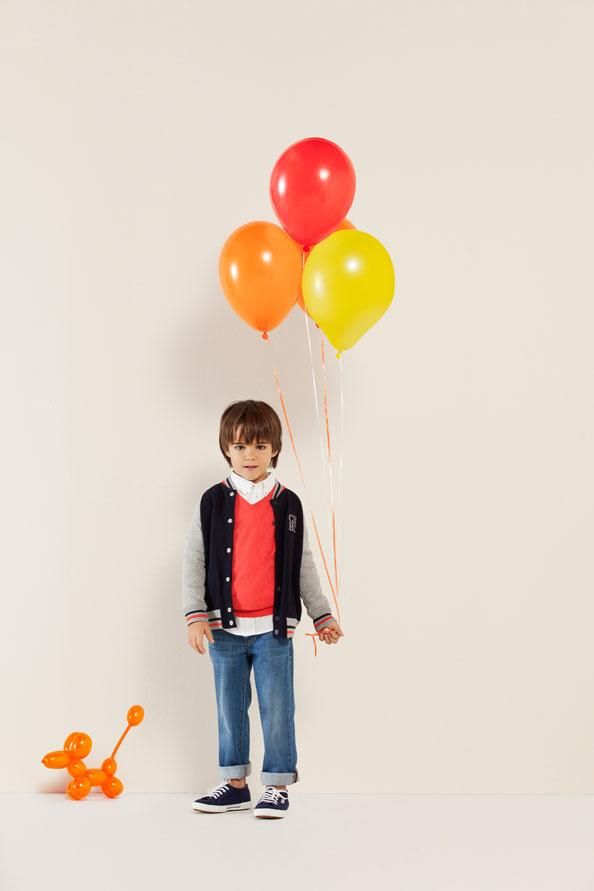 "bd36941e88113 مجموعة "" Carolina Herrera "" لأطفال ربيع 2015 – أنثى"