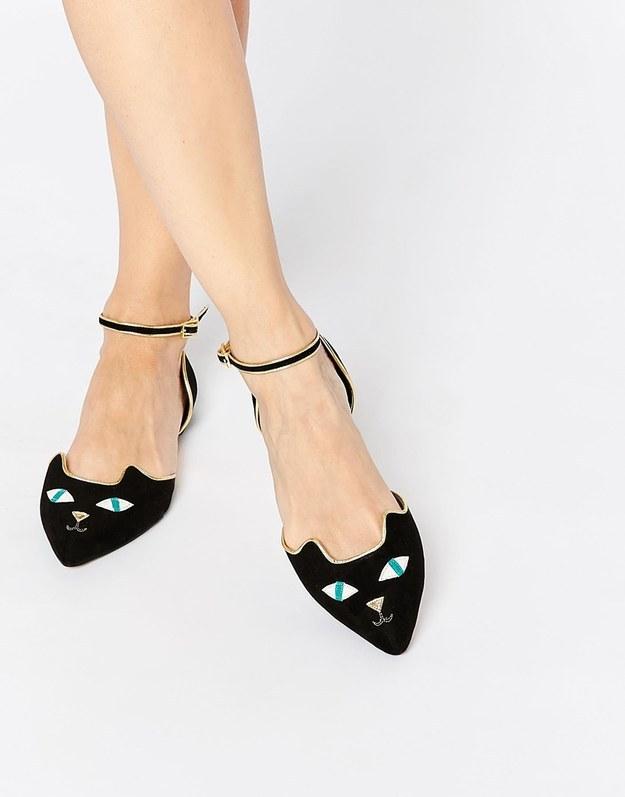 حذاء القطط