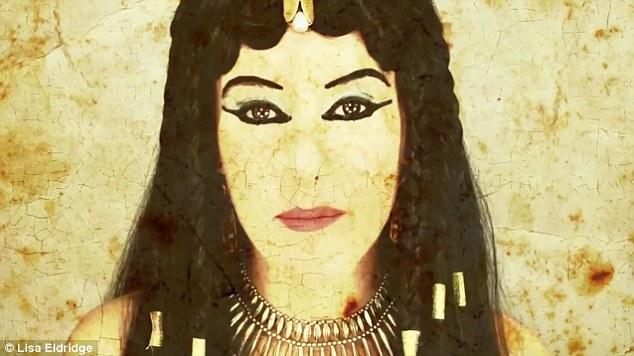 مكياج المصريين المكياج
