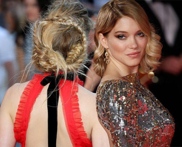 تسريحة شعرك ليلة رأس السنة من وحي النجمات