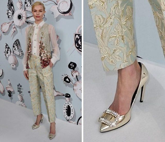 السبب وراء أرتداء نجمات هوليود أحذية كبيرة المقاس