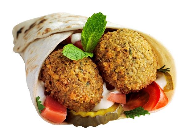 فلافل شاميه ( طعميه ) بطعم لذيذ وشهر وبطريقة سهلة وبسيطة وافضل من المطاعم