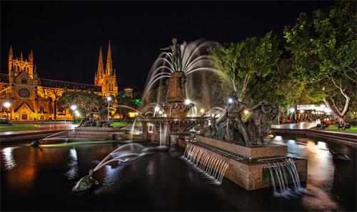 Archibald Fountain