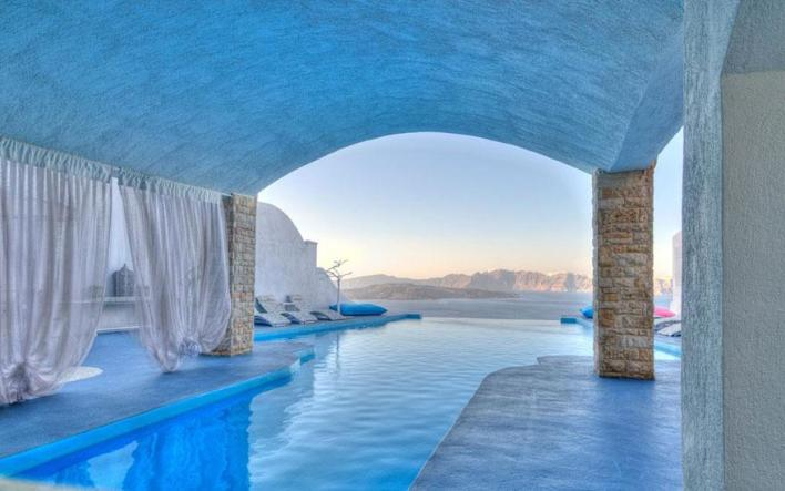 Astarte Suites Hotel, Greece