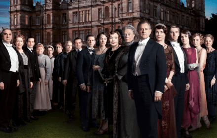ENORMOUS Downton Abbey Announcement