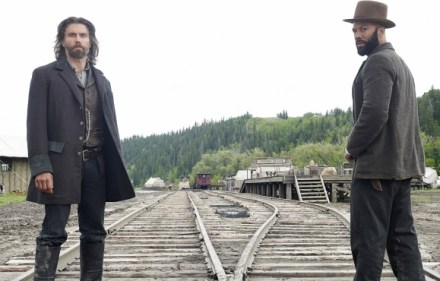 Third Shot of Hell On Wheels