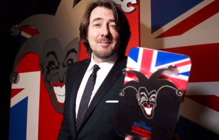 Breaking Down The British Comedy Awards