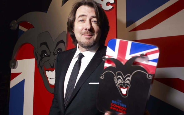 Jonathan Ross British Comedy Awards