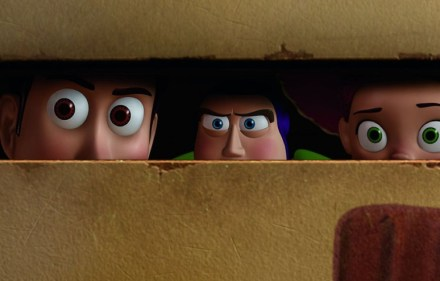 Four More Tears? The Return of Toy Story