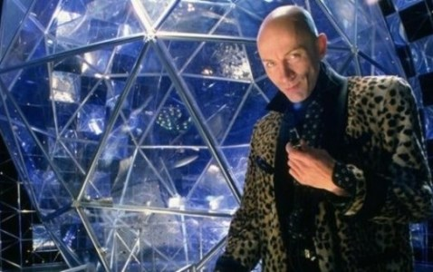 The Crystal Maze returns as interactive experience. Now all we have to do is put it back on TV