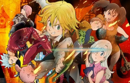The Beginner's Guide to Anime, No. 142 – The Seven Deadly Sins