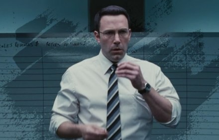 New trailer: The Accountant