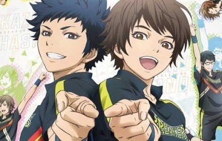 The Beginner's Guide to Anime, No. 172 – Cheer Boys!!