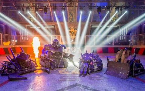 Robot Wars reveals redesigned House Robots