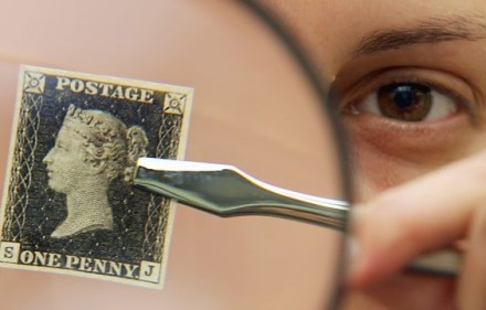 Penny Blacks and Twopenny Blues: How Britain Got Stuck on Stamps