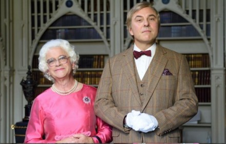 Harry Enfield and David Walliams in Walliams and Friend