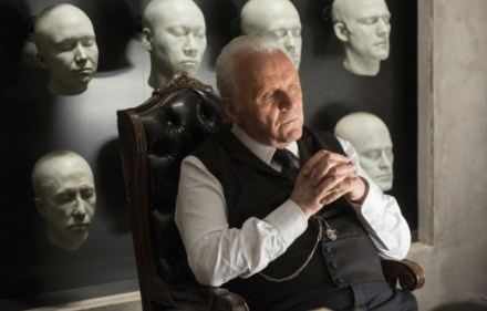 Anthony Hopkins as Ford in Westworld