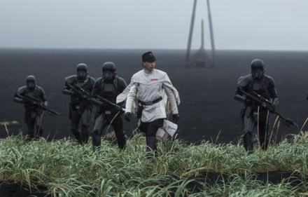 Rogue One: a new front in long battle over the Star Wars brand