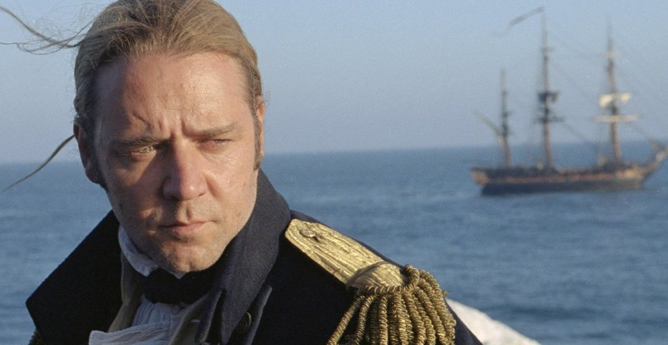 Russell Crowe - Master and Commander: The Far Side of the World