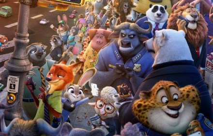 Film of the Day – Zootropolis