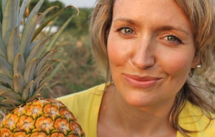 Kate Quilton - Food Unwrapped