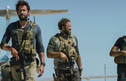 Film of the day: 13 Hours: The Secret Soldiers of Benghazi