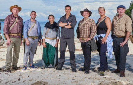 Preview: The Island with Bear Grylls