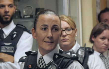 Preview – The Met: Policing London