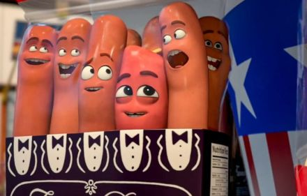 Film of the day: Sausage Party