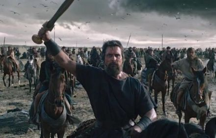 Film of the day – Exodus: Gods and Kings