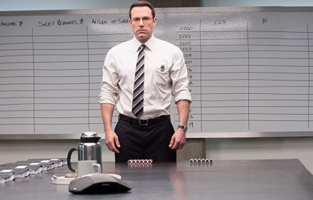 Film of the day: The Accountant