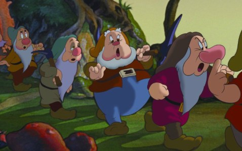 Film of the day: Snow White and the Seven Dwarfs (1937)