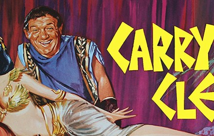 Film of the day: Carry on Cleo (1964)