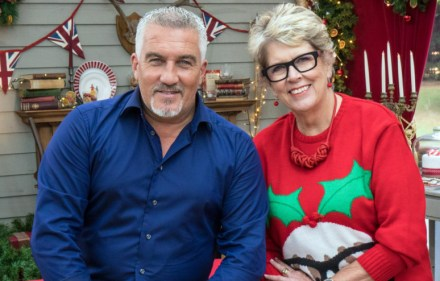 Preview – The Great Festive Bake Off