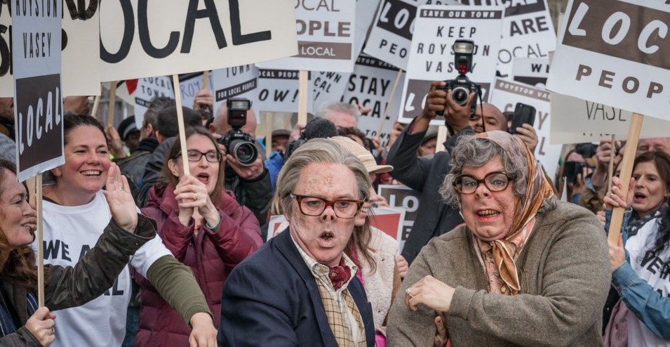The League of Gentlemen Tubbs and Edward 2