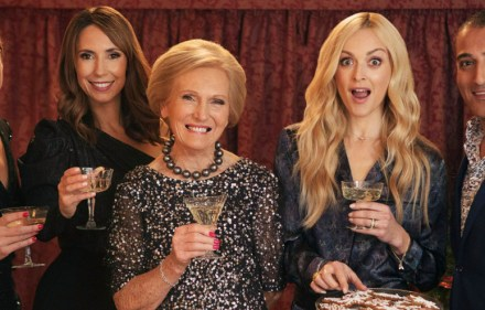Darcey Bussell, Alex Jones, Mary Berry, Fearne Cotton, Adil Ray