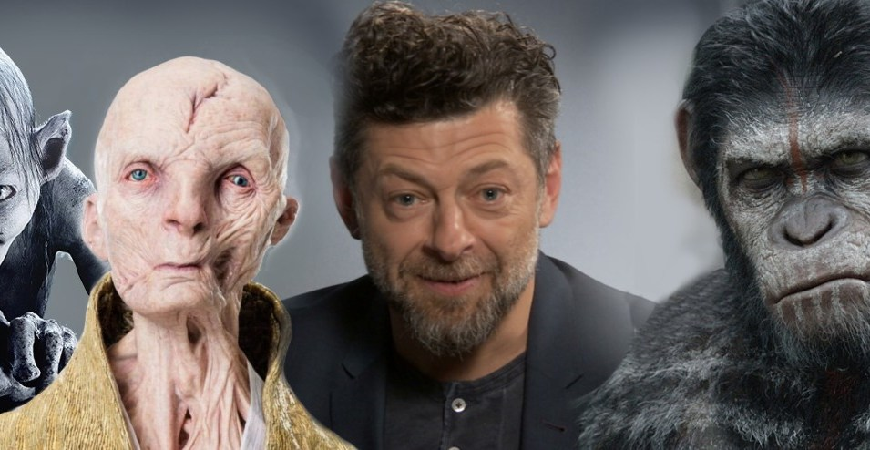 Andy Serkis montage