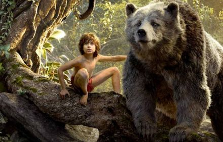 Film of the Day – The Jungle Book (2017)
