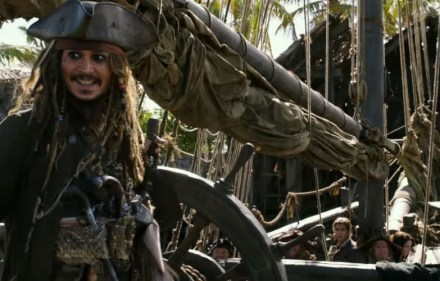 Film of the Day – Pirates of the Caribbean: Dead Men Tell No Tales