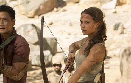 Film of the Day – Tomb Raider
