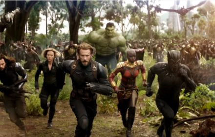 Film of the Day – Avengers: Infinity War