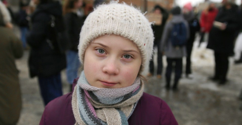 Climate Change the Facts Greta Thunberg