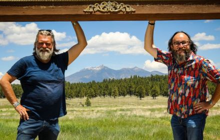Preview: Hairy Bikers – Route 66