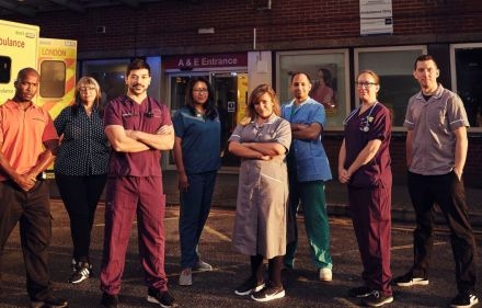 Preview – 24 Hours in A&E