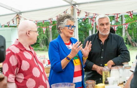 The Great British Bake Off: An Extra Slice (S4 Ep1/10)