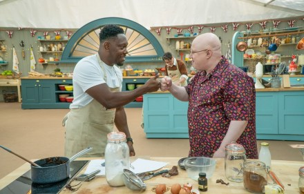 The Great Celebrity Bake Off For Stand Up To Cancer