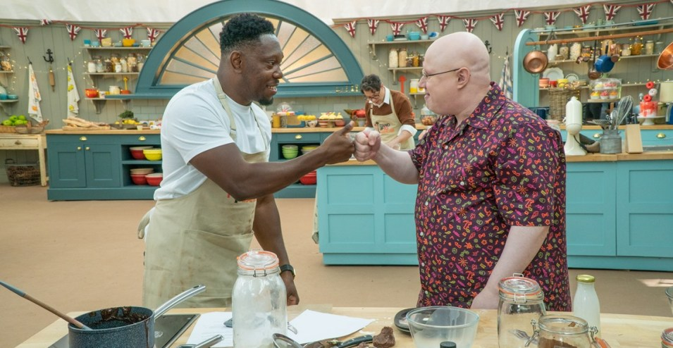 The Great Celebrity Bake Off For SU2C Ep3