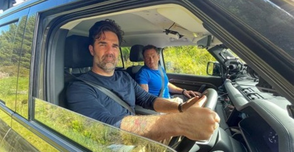 FOXY'S FEARLESS 48 HOURS WITH ROB DELANEY