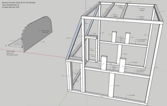 On The Glideslope Basement Sim Schematics JPG